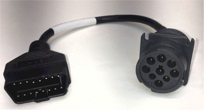Picture of Volvo OBD II to Deutsch 9-Pin Cable