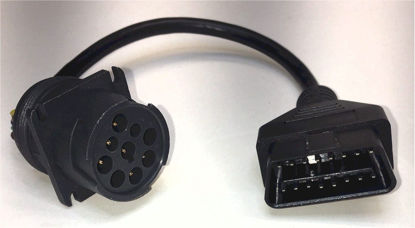 Picture of OBD II to Deutsch 9-Pin Cable