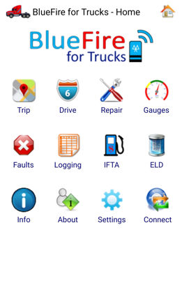 Picture of BlueFire for Trucks